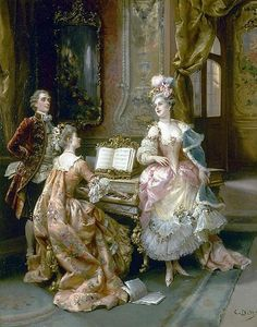 Art Rococo 18th C.