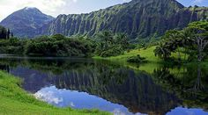 Hoomaluhia Botanical Garden - A Place of Peace and Tranquility in Oahu