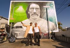 Levi Ponce, Los Angeles Muralist, Brings Pacoima Community Together With Mural Mile (PHOTOS)