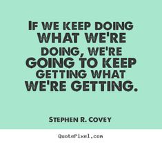 stephen covey quotes | Stephen R. Covey Motivational Quote Wall Art