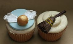 Foodista | Harry Potter Cupcakes are Wizarding Delights