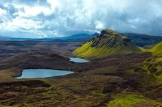 The Quirang, Isle of Skye. Image taken on a Leica M9 camera.