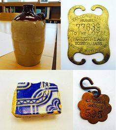 Artifacts Walled Lake, The Loyal, Local History, Amusement Park