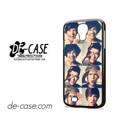 One Direction Photo For Samsung Galaxy S4 Case Phone Case Gift Present YO