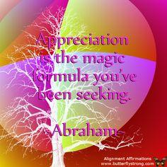 Abraham Hicks Quotes #lawofattraction #gratitude http://www.lawofattractionhelp4u.com/