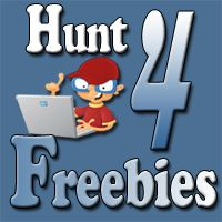 Hunt4Freebies - LOVE this site, has tons of freebies & they add new ones everyday!