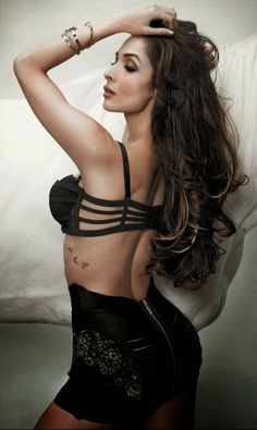 Malaika Arora Khan, known as Malaika Arora before her marriage, is an Indian actress, dancer, model, VJ, and television presenter. Malaika Arora was born in Chembur, Mumbai to a Punjabi father, Anil Arora, a native of Indian border town Fazilka and a Malayali Catholic mother, Joyce Polycarp. Khan is married to Bollywood actor-director-producer Arbaaz Khan. Together they have a son, Arhaan. Her sister is actress Amrita Arora, and her brothers-in-law is Bollywood actor Salman Khan.