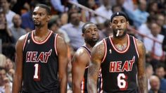 Wade, Bosh opt out of contract