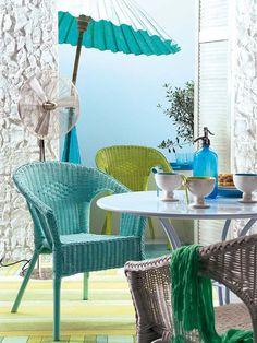 Llega el Caribbean Style para llenar de color la casa