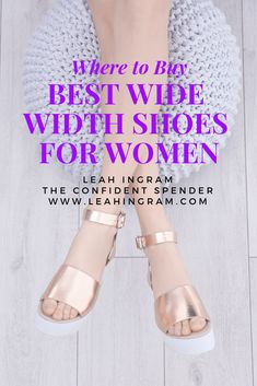 81f548ea40f3 Where you can buy the best wide width shoes for women