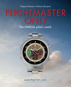 Flightmaster Only, The Omega pilot's watch