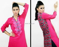 Ishtiaq Afzal Pret Wear 2012 for Women and Girls Pictures