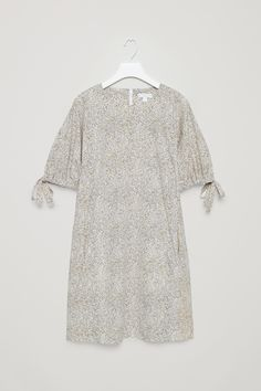 COS | Dress with gathered kimono sleeve