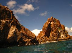 the Indians, Norman Island, BVI