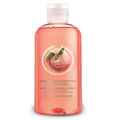 Vineyard Peach Shower Gel