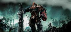 """""""Guerra"""" Su condición de jinete del Apocalipsis destructor, lo hace implacable, no se detiene ante NADA. Potencial destructor de dioses."""
