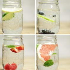 These 4 Fruit-Infused Waters Are The Perfect Ways To Stay Hydrated