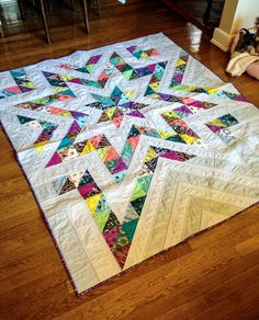 Finished Quilt, and bad pictures... ~ Tales of Ineptitude