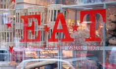 Review: E.A.T. in New York City