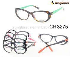 4dca172a27a made in china new style fashion eye glasses frames women optical frames  CH3275 various colors for