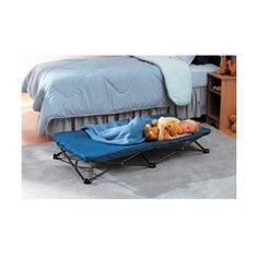 Regalo My Cot. My kid loves it. Travels very well.