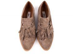 ZILIAN :: Loja Online | sapatos :: NEW COLLECTION :: Sapatos em camurça toupeira