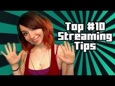 Streaming Tips for Twitch Pt. 1 - YouTube