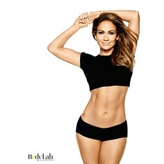 If you have  a body crush on  Jennifer Lopez,  you'll want to know this: The secret to a sleek, sculpted physique like hers is protein. And science backs that up: Making protein about 35 percent of