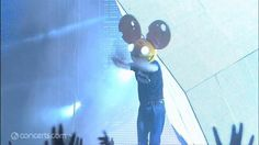 Deadmau5 by Concerts.com. All content created by Concerts.com. All materials used with permission for promotional purposes and may not be further copied, edited, or altered in any way. Alters, Concerts, Trailers, Purpose, Pendant, Concert, Festivals