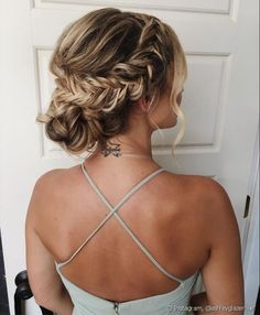 44 Ideen für Frisuren festa trança - 44 ideas for hair styles festa trança 44 Ideen für Frisuren festa trança Box Braids Hairstyles, Bride Hairstyles, Pretty Hairstyles, Teenage Hairstyles, Updos Hairstyle, Hairstyle Ideas, Wedding Hair And Makeup, Bridal Hair, Hair Makeup