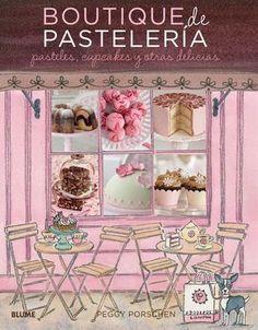 Boutique de pasteleria por Cristina Rodriguez