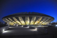 Assembly Hall - Home of the Fighting Illini #FightingIllini #AssemblyHall