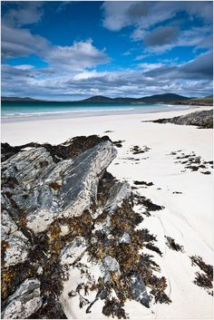 Horgabost Beach I Isle of Harris © der Globetrotter
