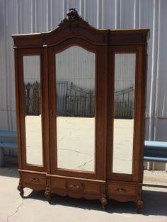 antiques furniture | , Antique Wardrobes, Antique Bedroom Furniture, Antique Furniture ...