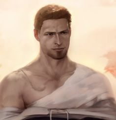 Imgur: The most awesome images on the Internet Dragon Age Alistair, Cullen Dragon Age, Dragon Age Origins, Dragon Age Inquisition, Dragon Age Characters, Fantasy Characters, Fantasy Male, Fantasy Rpg, Grey Warden