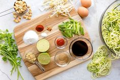Zoodle Pad Thai