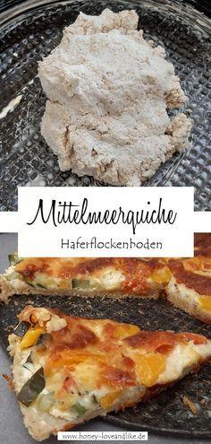 #Mittelmeerquiche #SophiaThiel Prep & Cook, Easy Peasy, French Toast, Paleo, Good Food, Favorite Recipes, Drinks, Breakfast, Gourmet