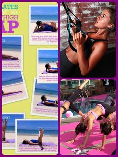 Pilates Method Level The Ultimate Challenge Pilates Challenge, Thighs, Bring It On, Challenges, Exercise, Free, Ejercicio, Excercise, Work Outs