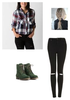 """Meeting Sam Winchester Again"" by maryvarleyrox ❤ liked on Polyvore featuring Topshop, Daytrip and JJ Footwear"
