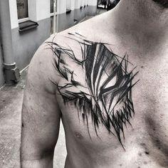 Made by Inez Janiak Tattoo Artists in Lodz, Poland Region Wolf Tattoos, Body Art Tattoos, New Tattoos, Tattoos For Guys, Sleeve Tattoos, Tatoos, Sketch Style Tattoos, Tattoo Sketches, Tatuaje Trash Polka