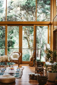 Kiwis make a restored cabin in the Australian bush home | Stuff.co.nz
