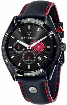 Watch #MASERATI SORPASSO R8871624002