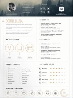 77 infographic resume ideas for examples If you like this design. Check others on my CV template board :) Thanks for infographic resume ideas for examples Infographic Resume Template, Modern Resume Template, Resume Template Free, Free Resume, Templates Free, Best Cv Template, Indesign Templates, Conception Cv, Creative Cv Template