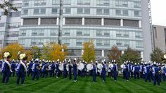 Olentangy Orange High School officials hope a pop-up performance for patients at Nationwide Children's Hospital becomes an annual occurrence.