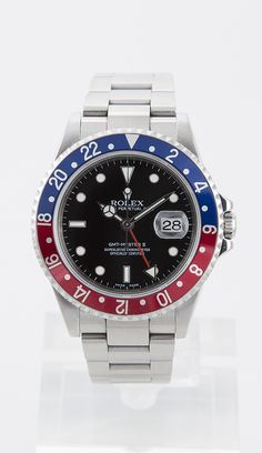 Rolex GMT Master II Pepsi - 16710 - a definite yes to buy in the near future