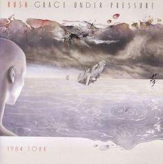 Grace Under Pressure: 1984 Tour [CD]
