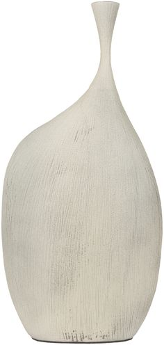 Simple and contemporary decorative vase from Surya. (AVY-4002)