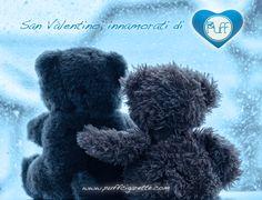 San Valentino, innamorati di PUFF.