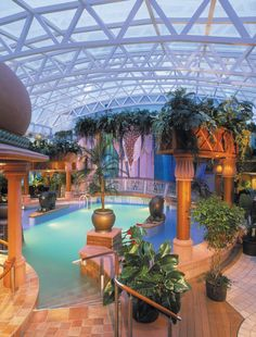 Royal Caribbean International - Solarium