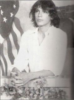 15 year old Richard Ramirez. He looked so innocent. Who would of thought he was gonna be a serial killer